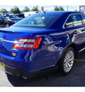 ford taurus 2013 deep impact blue sedan limited gasoline 6 cylinders front wheel drive automatic 07724