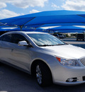 buick lacrosse 2010 silver sedan cxs gasoline 6 cylinders front wheel drive 6 speed automatic 76206