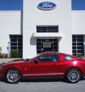 ford mustang 2012 red coupe v6 premium gasoline 6 cylinders rear wheel drive automatic 32401