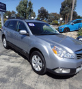subaru outback 2012 silver wagon 2 5i limited gasoline 4 cylinders all whee drive automatic 94063
