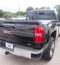 gmc sierra 1500 2014 onyx black slt flex fuel 8 cylinders 2 wheel drive automatic 77539