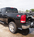 gmc sierra 2500hd 2014 black onyx sle flex fuel 8 cylinders 4 wheel drive 6 speed automatic 77539