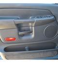 dodge ram pickup 1500 2002 blue pickup truck st gasoline 8 cylinders rear wheel drive automatic 78130