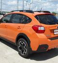 subaru xv crosstrek 2013 orange wagon 2 0i limited gasoline 4 cylinders all whee drive automatic 78233