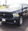 ram 1500 2014 silver express gasoline 8 cylinders 2 wheel drive 6 speed automatic 76520
