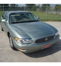buick lesabre 2005 lt  green sedan custom gasoline 6 cylinders front wheel drive automatic 77587