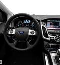 ford focus 2013 hatchback titanium flex fuel 4 cylinders front wheel drive automatic 77375