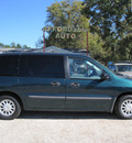 ford windstar 1999 dk  green van lx gasoline v6 front wheel drive automatic 77379