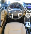 hyundai elantra 2012 gold sedan gls 4 cylinders automatic 75672