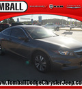 honda accord 2012 dk  gray coupe lx s gasoline 4 cylinders front wheel drive automatic 77375