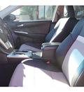toyota camry 2012 gray sedan se v6 gasoline 6 cylinders front wheel drive automatic 77546
