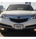 acura mdx 2011 white suv w tech w res gasoline 6 cylinders all whee drive automatic 77375