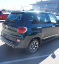 fiat 500l 2014 green hatchback trekking gasoline 4 cylinders front wheel drive automatic 76108
