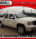 gmc sierra 1500 2011 white slt flex fuel 8 cylinders 2 wheel drive automatic 77375