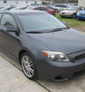 scion tc 2007 dk  gray hatchback gasoline 4 cylinders front wheel drive automatic 77379