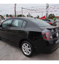 nissan sentra 2012 black sedan 2 0 sr gasoline 4 cylinders front wheel drive automatic 78520