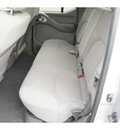 nissan frontier 2011 silver sv v6 6 cylinders automatic 78041