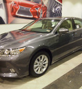 lexus es 300h 2013 gray sedan hybrid 4 cylinders front wheel drive automatic 77074