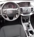 honda accord 2014 dk  gray sedan sport 4 cylinders manual 75606