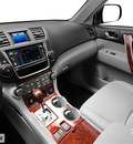 toyota highlander 2013 suv limited 6 cylinders 5 speed automatic 76053