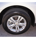 chevrolet equinox 2013 silver lt gasoline 4 cylinders front wheel drive automatic 79110