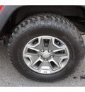 jeep wrangler unlimited 2013 red suv rubicon gasoline 6 cylinders 4 wheel drive automatic 79407