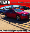 chevrolet malibu 2012 red sedan lt gasoline 4 cylinders front wheel drive automatic 77375