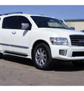 infiniti qx56 2008 white suv gasoline 8 cylinders 4 wheel drive automatic 79110