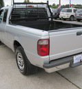 ford ranger 2002 silver pickup truck super gasoline 6 cylinders rear wheel drive automatic 77379