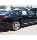 lexus ls 460 2014 black sedan 8 cylinders 8 speed 77546