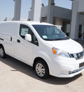 nissan nv200 2014 white van sv gasoline 4 cylinders front wheel drive automatic 76116