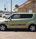 kia soul 2013 green gasoline 4 cylinders front wheel drive automatic 79110