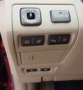 lexus ls 460 2010 red sedan 8 cylinders automatic 77074
