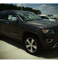 jeep grand cherokee 2014 gray suv limited 6 cylinders automatic 77375