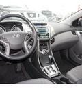 hyundai elantra 2013 black sedan gls gasoline 4 cylinders front wheel drive automatic 79119