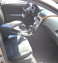 chevrolet malibu 2012 gray sedan lt 4 cylinders automatic 79925