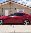 lexus is 250 2012 red sedan gasoline 6 cylinders rear wheel drive automatic 79110