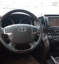 toyota land cruiser 2011 white suv gasoline 8 cylinders 4 wheel drive automatic 79110