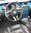 ford mustang 2010 blue coupe 2dr cpe gt premium gasoline 8 cylinders rear wheel drive 5 speed manual 76108