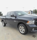 ram 1500 2013 dk  blue pickup truck 2wd quad cab 140 5 expre gasoline 8 cylinders 2 wheel drive automatic 76108