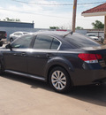 subaru legacy 2012 black sedan 3 6r limited gasoline 6 cylinders all whee drive automatic 79110