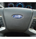 ford fusion 2012 blue sedan se gasoline 4 cylinders front wheel drive automatic 76234