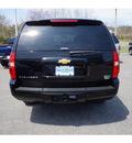 chevrolet suburban 2012 black suv lt 1500 flex fuel 8 cylinders 4 wheel drive 6 speed automatic 07712