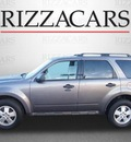 ford escape 2010 dk  gray suv xlt gasoline 4 cylinders front wheel drive automatic with overdrive 60546