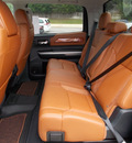 toyota tundra 2014 black 1794 flex fuel 8 cylinders 4 wheel drive automatic 75604
