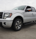 ford f 150 2014 silver fx2 flex fuel 8 cylinders 2 wheel drive automatic 77521