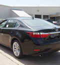 lexus es 350 2014 black sedan gasoline 6 cylinders front wheel drive automatic 77074
