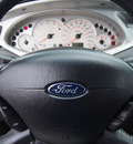 ford focus 2003 silver hatchback zx3 gasoline 4 cylinders front wheel drive manual 77521