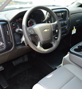 chevrolet silverado 3500hd 2015 white work truck 8 cylinders automatic 76051