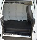 chevrolet express cargo 2014 white van 2500 flex fuel 8 cylinders rear wheel drive automatic 76206